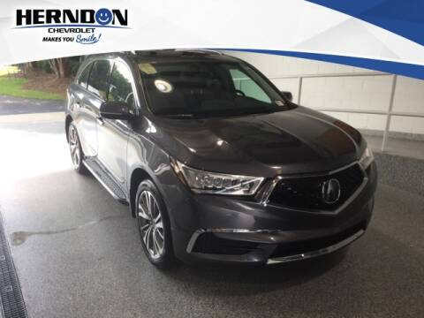 2017 Acura MDX for sale at Herndon Chevrolet in Lexington SC