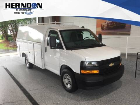 2020 Chevrolet Express Cutaway for sale at Herndon Chevrolet in Lexington SC