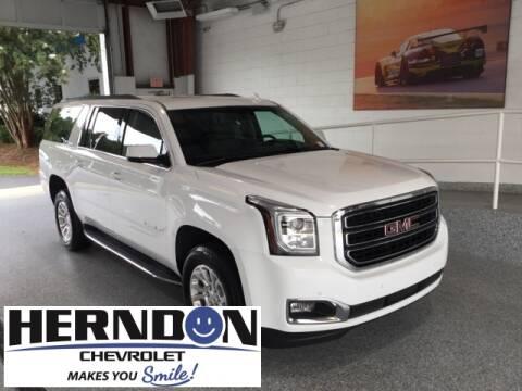 2019 GMC Yukon XL for sale at Herndon Chevrolet in Lexington SC