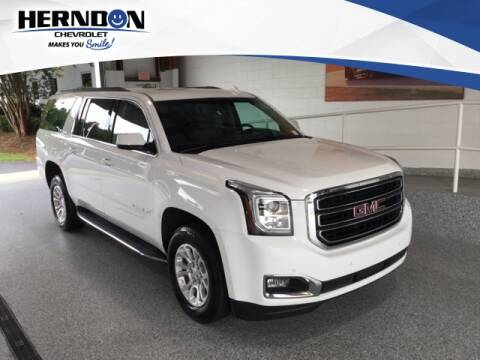 2019 GMC Yukon XL for sale at Herndon Chevrolet in Lexington SC