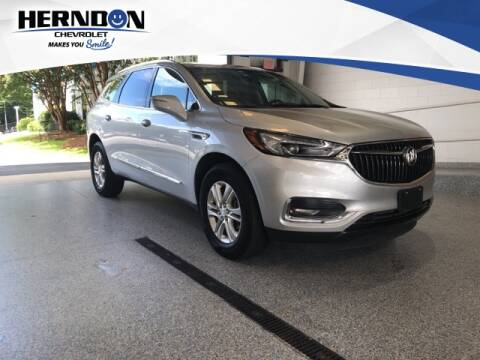 2020 Buick Enclave for sale at Herndon Chevrolet in Lexington SC