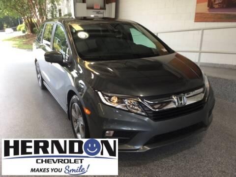2019 Honda Odyssey for sale at Herndon Chevrolet in Lexington SC