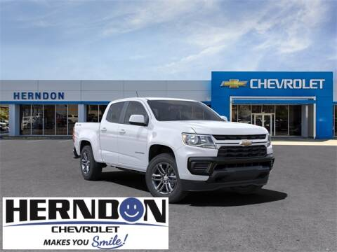 2021 Chevrolet Colorado for sale at Herndon Chevrolet in Lexington SC