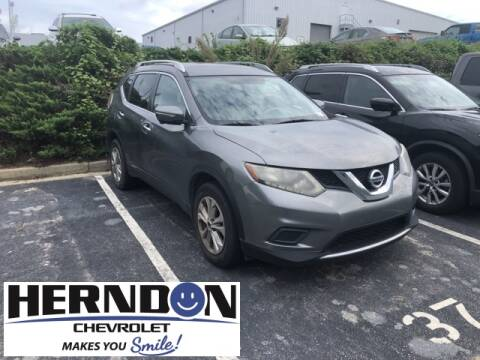 2015 Nissan Rogue for sale at Herndon Chevrolet in Lexington SC