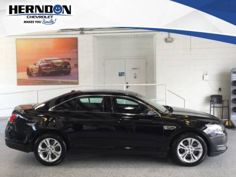 2017 Ford Taurus for sale at Herndon Chevrolet in Lexington SC
