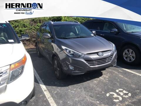 2015 Hyundai Tucson for sale at Herndon Chevrolet in Lexington SC