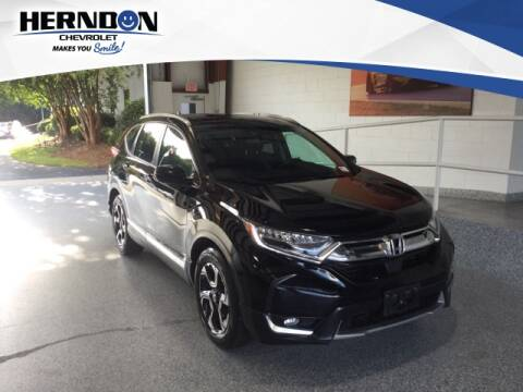 2018 Honda CR-V for sale at Herndon Chevrolet in Lexington SC