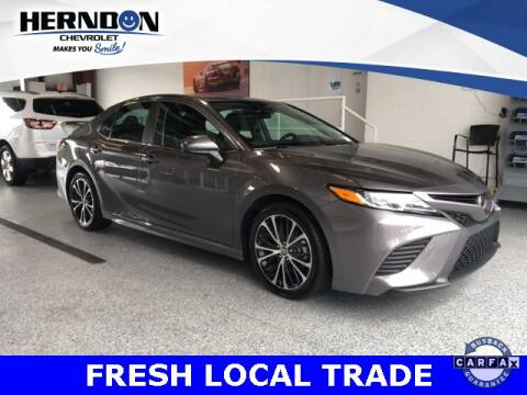 2019 Toyota Camry for sale at Herndon Chevrolet in Lexington SC