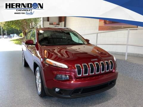 2015 Jeep Cherokee for sale at Herndon Chevrolet in Lexington SC