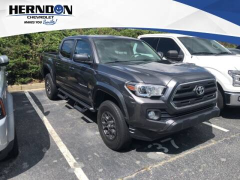 2017 Toyota Tacoma for sale at Herndon Chevrolet in Lexington SC