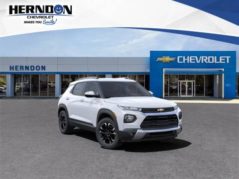 2021 Chevrolet TrailBlazer for sale at Herndon Chevrolet in Lexington SC