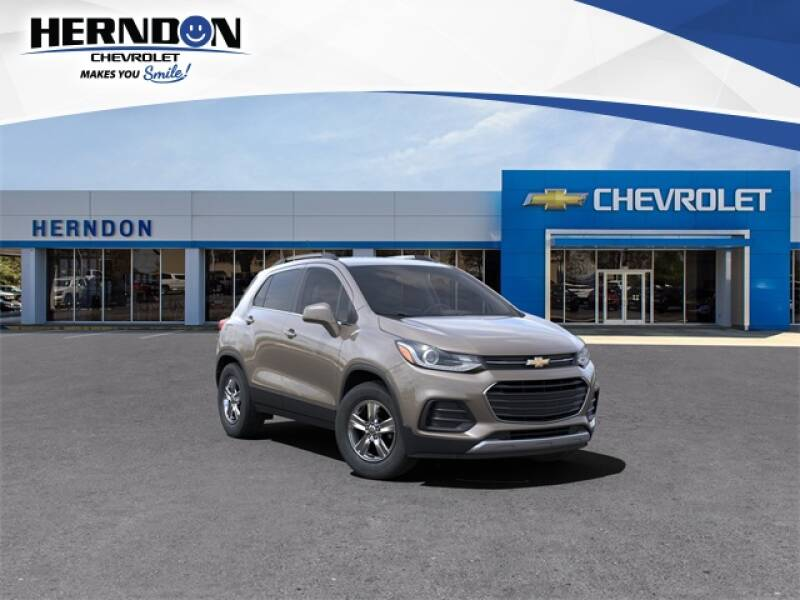 2021 Chevrolet Trax for sale at Herndon Chevrolet in Lexington SC