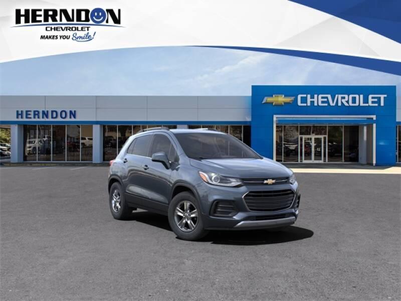 2021 Chevrolet Trax for sale at Herndon Chevrolet in Lexington SC