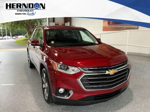 2018 Chevrolet Traverse for sale at Herndon Chevrolet in Lexington SC