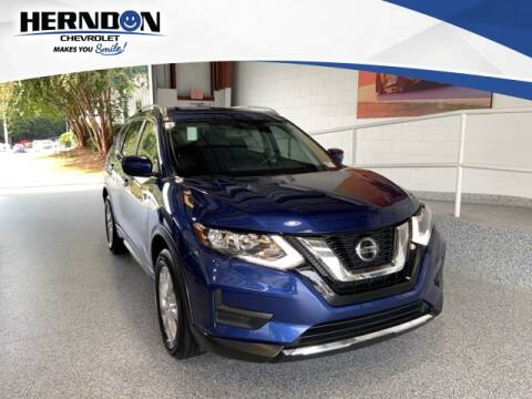 2018 Nissan Rogue for sale at Herndon Chevrolet in Lexington SC
