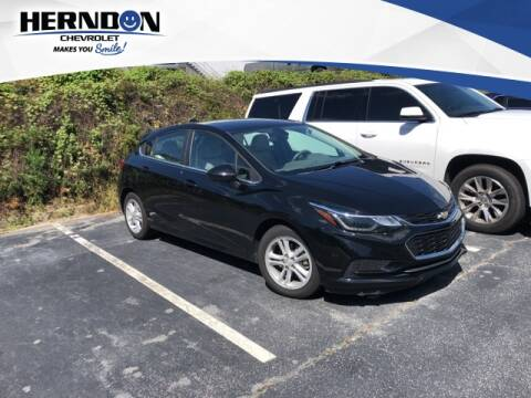 2017 Chevrolet Cruze for sale at Herndon Chevrolet in Lexington SC
