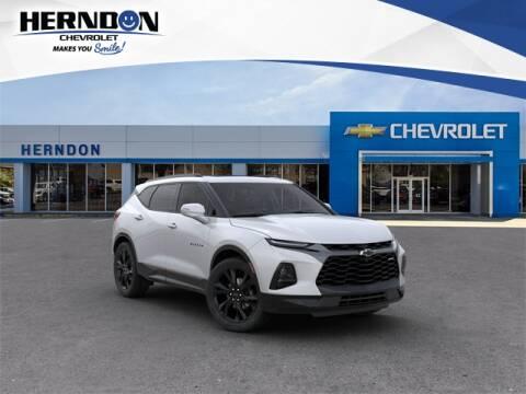 2020 Chevrolet Blazer for sale at Herndon Chevrolet in Lexington SC