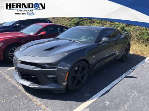 2018 Chevrolet Camaro for sale at Herndon Chevrolet in Lexington SC
