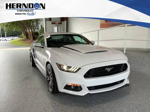 2017 Ford Mustang for sale at Herndon Chevrolet in Lexington SC