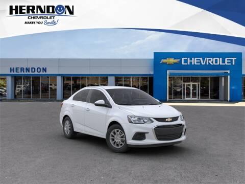 2020 Chevrolet Sonic for sale at Herndon Chevrolet in Lexington SC