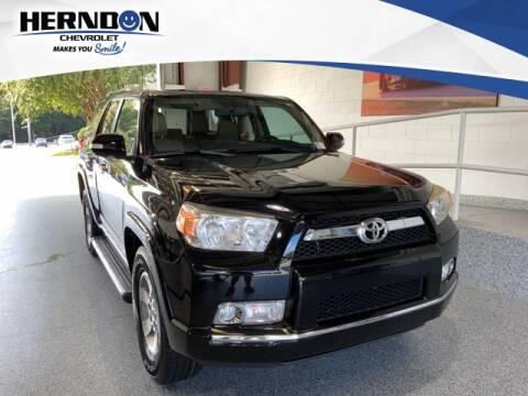 2013 Toyota 4Runner for sale at Herndon Chevrolet in Lexington SC