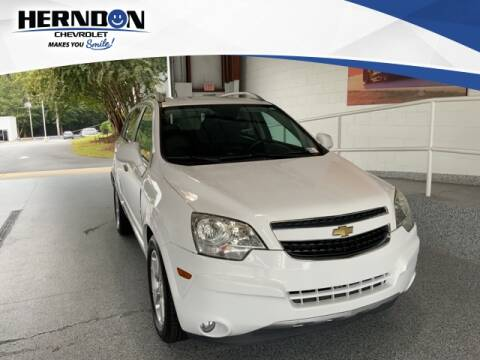 2014 Chevrolet Captiva Sport for sale at Herndon Chevrolet in Lexington SC