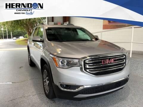 2019 GMC Acadia for sale at Herndon Chevrolet in Lexington SC
