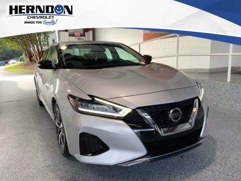 2019 Nissan Maxima for sale at Herndon Chevrolet in Lexington SC