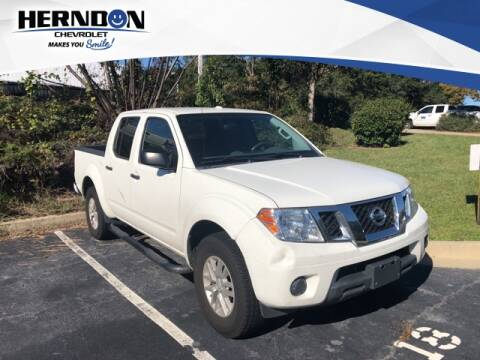 2016 Nissan Frontier for sale at Herndon Chevrolet in Lexington SC