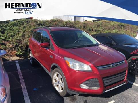 2013 Ford Escape for sale at Herndon Chevrolet in Lexington SC