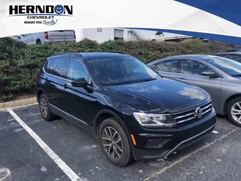 2020 Volkswagen Tiguan for sale at Herndon Chevrolet in Lexington SC