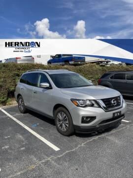 2020 Nissan Pathfinder for sale at Herndon Chevrolet in Lexington SC