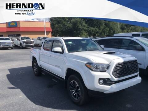 2020 Toyota Tacoma for sale at Herndon Chevrolet in Lexington SC