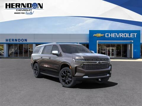 2021 Chevrolet Suburban for sale at Herndon Chevrolet in Lexington SC