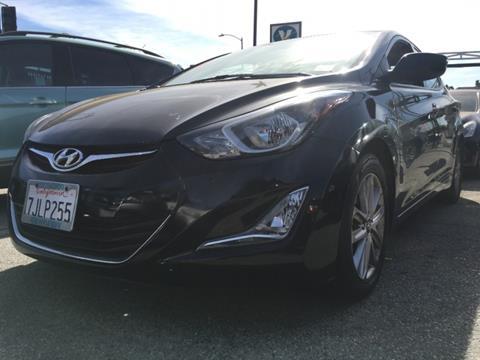 2015 Hyundai Elantra for sale in Los Angeles, CA