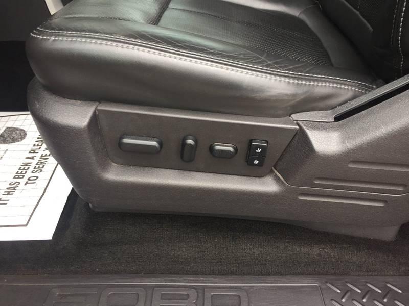 2011 Ford F-150 4x4 Lariat 4dr SuperCrew Styleside 6.5 ft. SB - Stockton IL