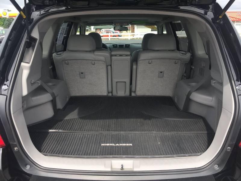 2008 Toyota Highlander AWD Limited 4dr SUV - Stockton IL