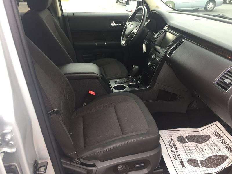 2014 Ford Flex AWD SEL 4dr Crossover - Stockton IL
