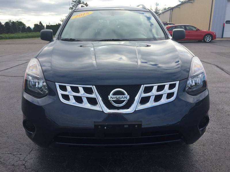2015 Nissan Rogue Select AWD S 4dr Crossover - Stockton IL