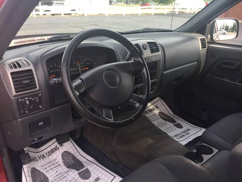 2006 Chevrolet Colorado LT 4dr Crew Cab 4WD SB - Stockton IL