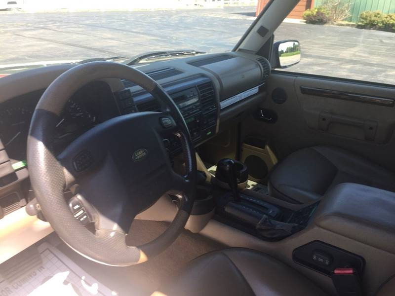 2000 Land Rover Discovery Series II AWD 4dr SUV - Stockton IL