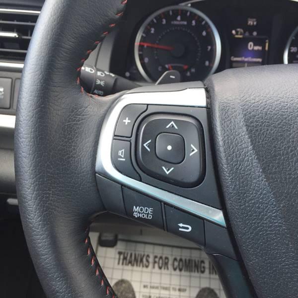 2016 Toyota Camry SE 4dr Sedan - Stockton IL