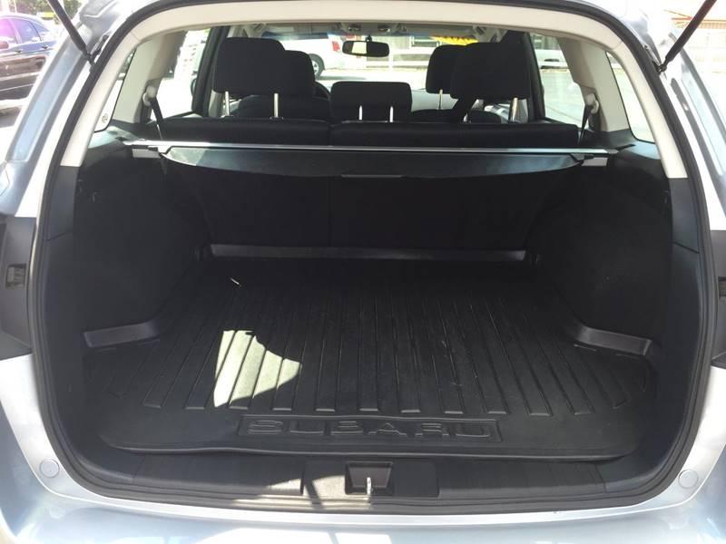 2012 Subaru Outback AWD 2.5i 4dr Wagon CVT - Stockton IL