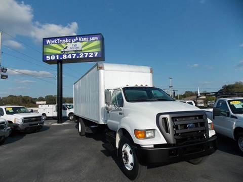 2004 Ford F-750 for sale in Bryant, AR