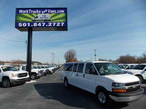 2015 Chevrolet Express Passenger for sale in Bryant, AR