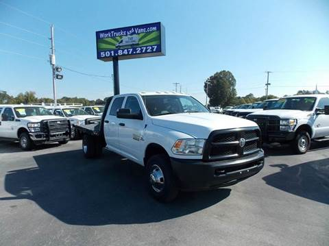 2014 RAM Ram Chassis 3500 for sale in Bryant, AR