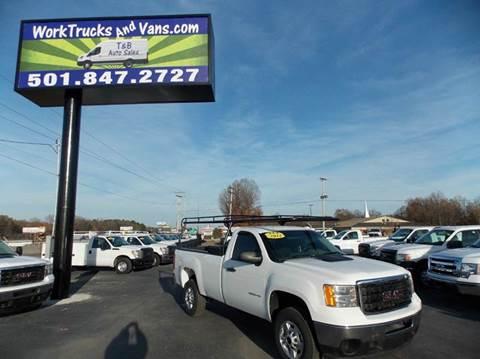 2012 GMC Sierra 2500HD for sale in Bryant, AR