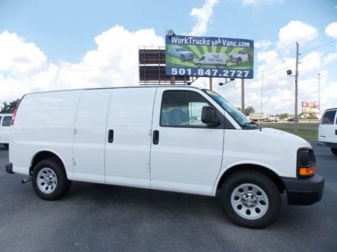 2012 Chevrolet Express Cargo for sale in Bryant, AR