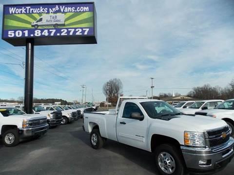 2014 Chevrolet Silverado 2500HD for sale in Bryant, AR