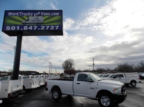 2015 RAM Ram Pickup 3500 for sale in Bryant, AR